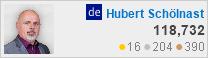profile for Hubert Schölnast at German Language